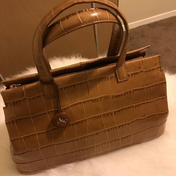 8f56266c7646f Monsac Bags | Beautiful Leather Handbagnew Bag | Poshmark